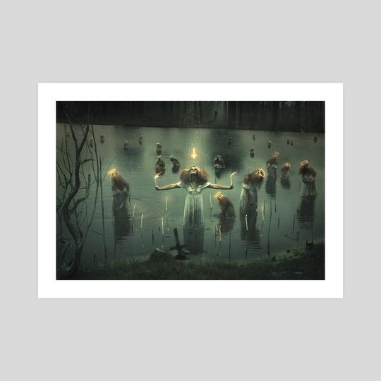 Keeper of The Fallen by Matthew Clonch