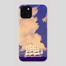 The Clipper - Phone Case by Rebecca Mock