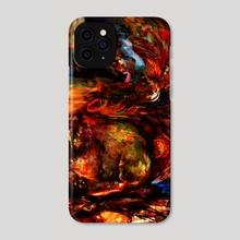maya spirit - Phone Case by Maxim G