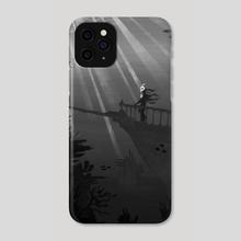 Coralina - Phone Case by Ra Lu
