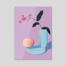 Flower 2 - Acrylic by csooooong