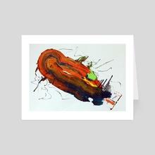 painting-11 - Art Card by wudufu