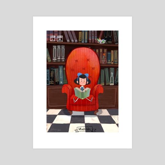 Matilda by Jez Tuya