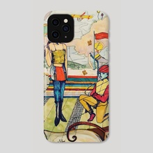 An Adventure Awaits  - Phone Case by Sarah Blakeman