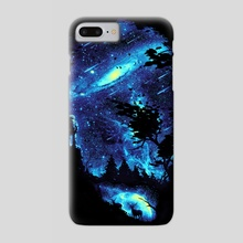 Cosmic Revelation - Phone Case by Nicebleed