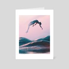 LAST HOURS - Art Card by Jitin John