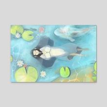rebirth - Acrylic by sugidou