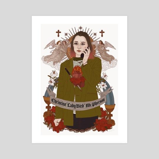 Lady Bird by Amelia Stockman