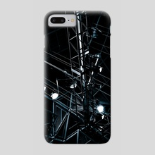 show time 03 - Phone Case by noir blanc777