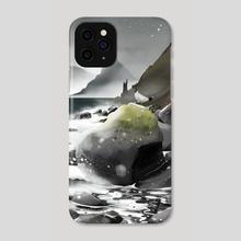 Wild Coast - Phone Case by Rich Gemmell