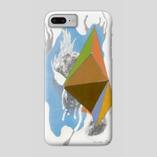 Crystallography #2. - Phone Case by Tedd Anderson