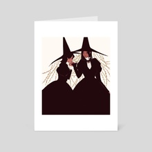 love spell - Art Card by ʙᴇᴇ
