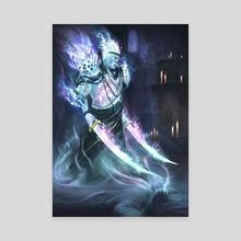 Spirit - Canvas by Melvin Chan