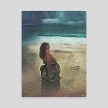 Westcoast - Canvas by Galen Valle