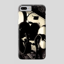 music - Phone Case by noir blanc777