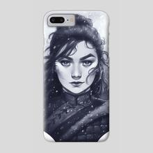 Arya - Phone Case by Maria Dimova