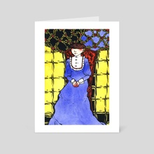 quietus - Art Card by Michelle Hahm