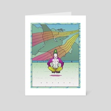 Arzach - Art Card by Gustavo Hernández
