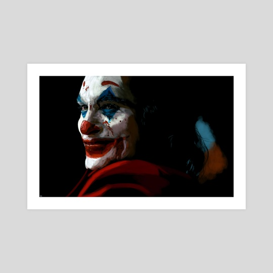 Joker by Nick Rubio