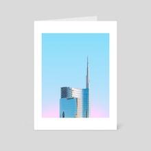 The Glass Needle - Art Card by Siro .jpg