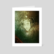 You - Art Card by DAMNENGINE