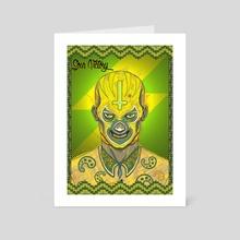 Sour Victory - Art Card by Eddy Loukil