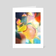 Citrus World Ver 2 - Art Card by Gummy Illustration