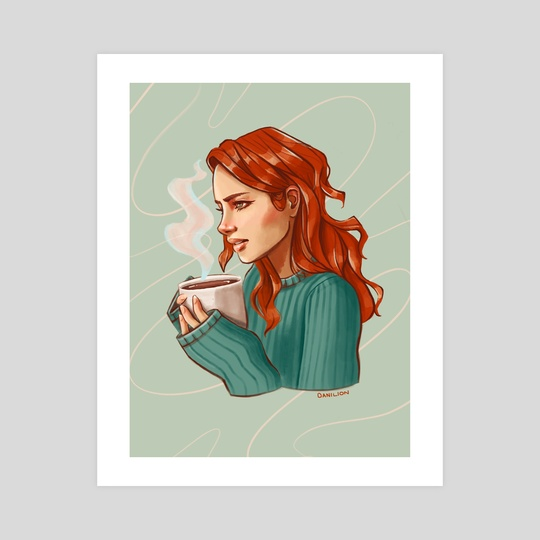 Tea Time by Dani Congdon