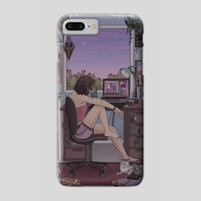 Creative Space - Phone Case by Kelsey Smith