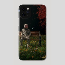 An Interlude - Phone Case by Nicebleed