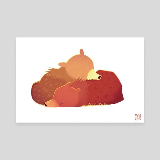 Naptime by Melissa  van der Paardt