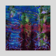 STP Screen Transfer Process - 215 - Kindness Springs Not Eternal - Canvas by Wetdryvac WDV
