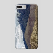 The Mountain - Phone Case by Amal Mourya