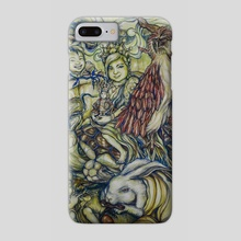 Queen of the Philippine Seas - Phone Case by Mardale Chu