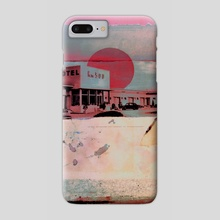 MOTEL 500 - Phone Case by db Waterman