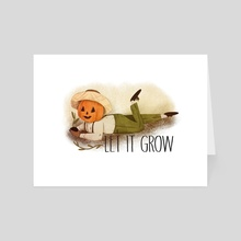 Growth - Art Card by Matthew Benedetto