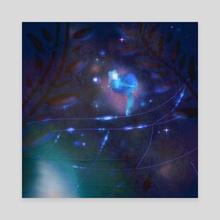 Frozen Fairyland - Canvas by Isida