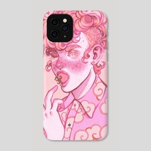 Gimme them strawberries  - Phone Case by Luis Bolívar
