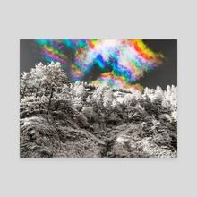 Cloudbow - Canvas by Dan Suth