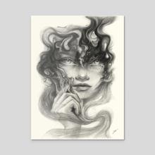 Innerspace - Acrylic by Jamie Wells