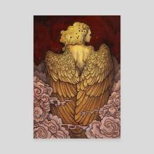 Quiet Splendor - Canvas by Caroline Jamhour