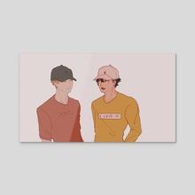 Kurotsuki 10 - Acrylic by Shinjiu