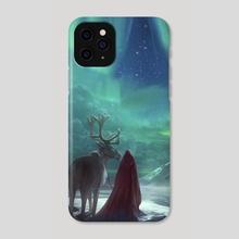 Journey - Phone Case by Anastasia Ovchinnikova