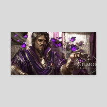 Gilmore - Canvas by Jessica Nguyen