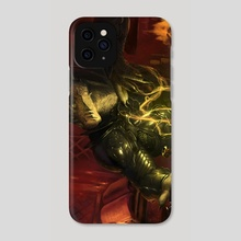 Dragon Mage - Phone Case by Ryan Wardlow