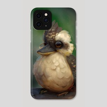 Kookie - Phone Case by Tyson Murphy