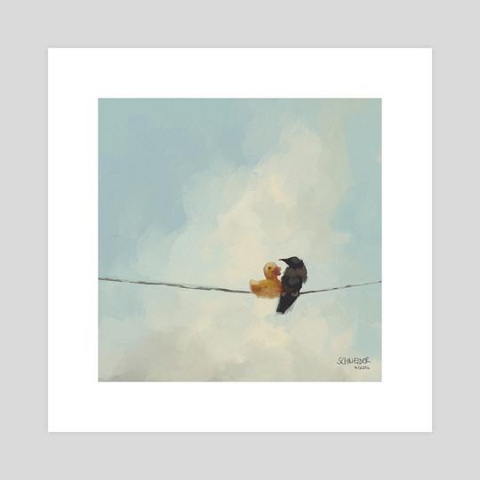 Couple by Martin Schneider
