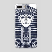 Pharaoh - Phone Case by intueri