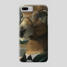 Deer Portrait - Phone Case by Nomax