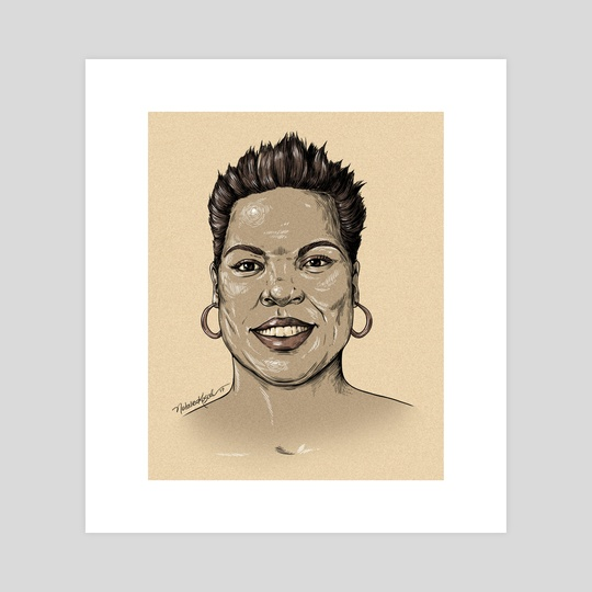 The Incomparable Leslie Jones by Natalie Koscal